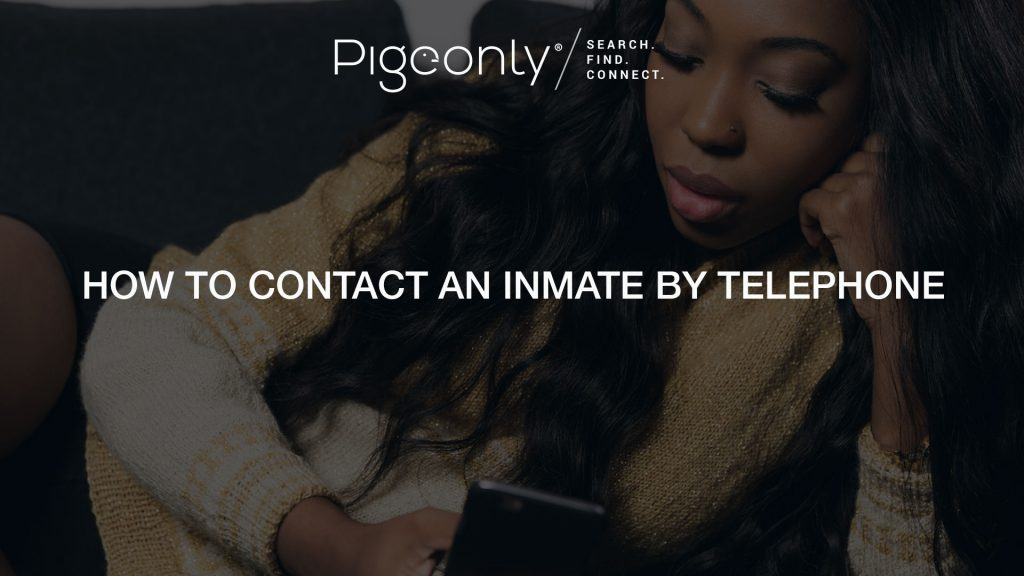 how to contact an inmate by phone