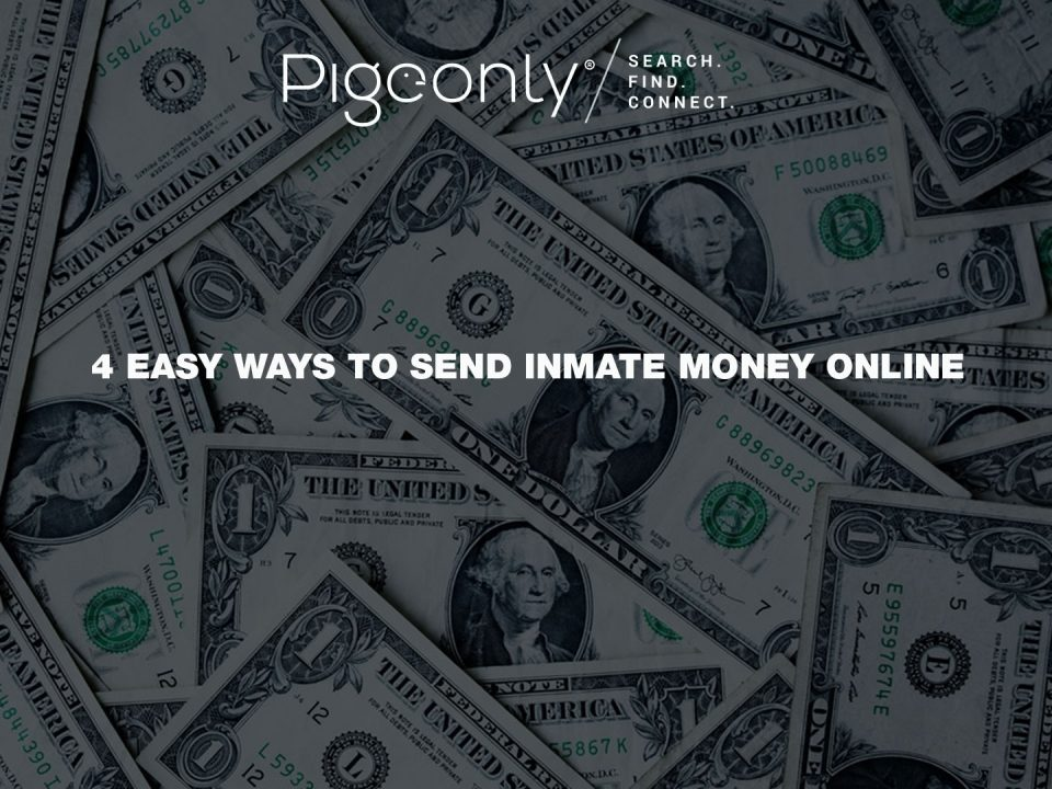 5 Easy Ways To Send Inmate Money Online | Pigeonly - Inmate