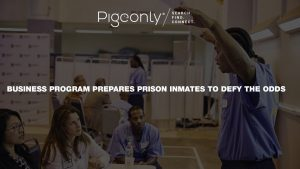 business prepares inmates