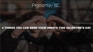 what to send inmate on valentines day