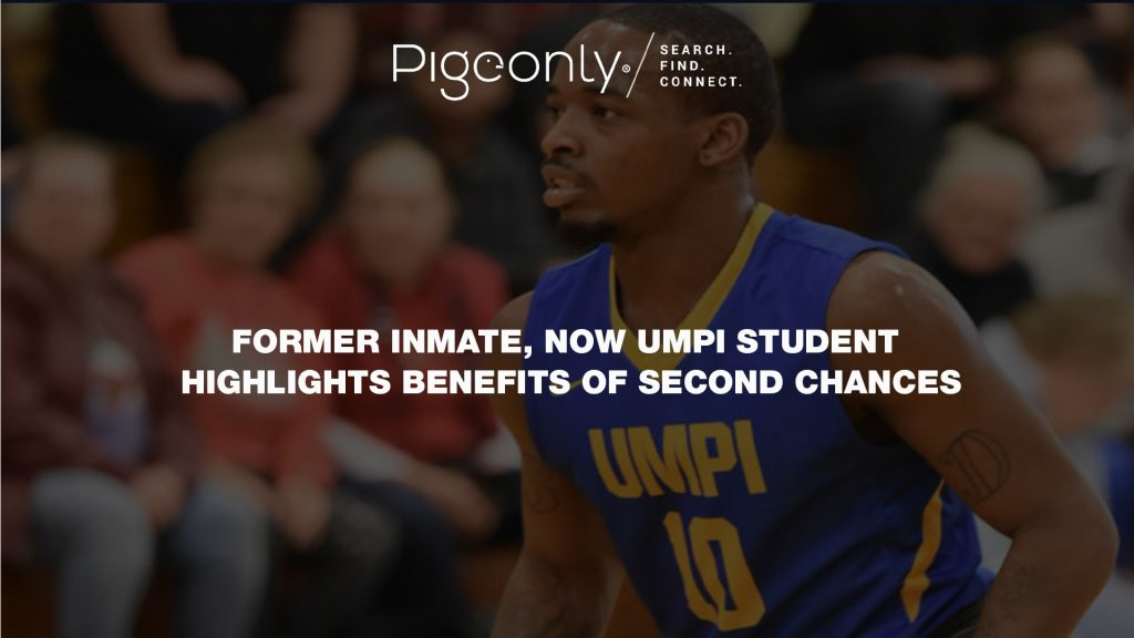Former inmate, now UMPI student highlights benefits of second chances