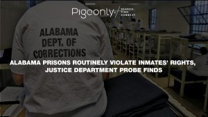 alabama violates inmates rights