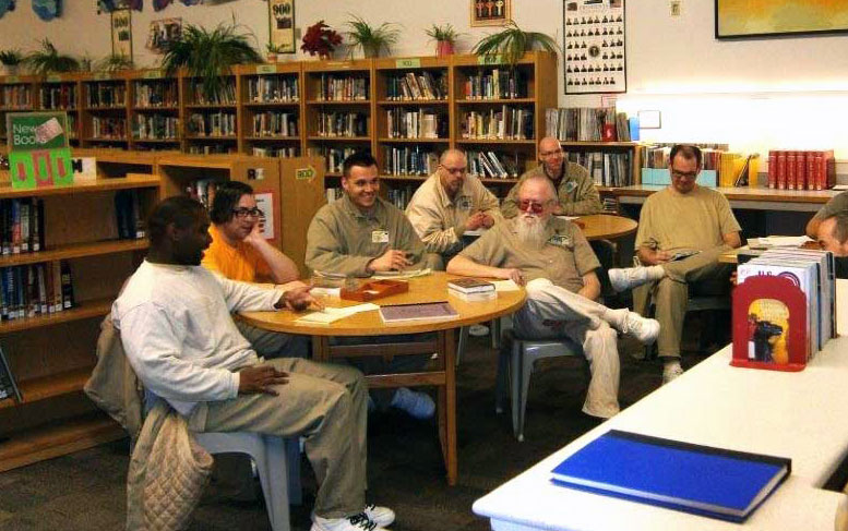 Sending Books Letters to an Inmate